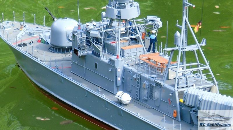 Das Schnellboot 143a Quot Ozelot Quot Von Frank Grossmann