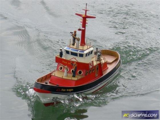 Fire Dragon HW 9 - Löschschiff
