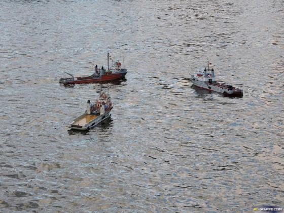 kleines Offshore-Treffen auf Sylt