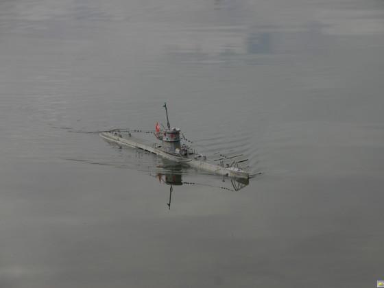 U-Boot VIIC Arkmodel