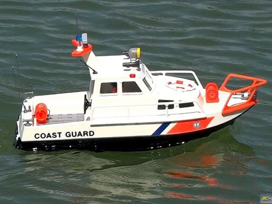 Playmobil Coast Guard