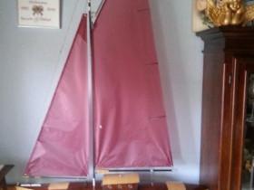 Segelschiff (Eigenkonstruktion und Eigenbau)