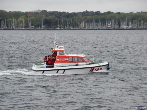 Tochterboot Steppke