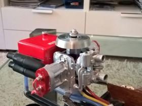 Spitfire Motor Dummy