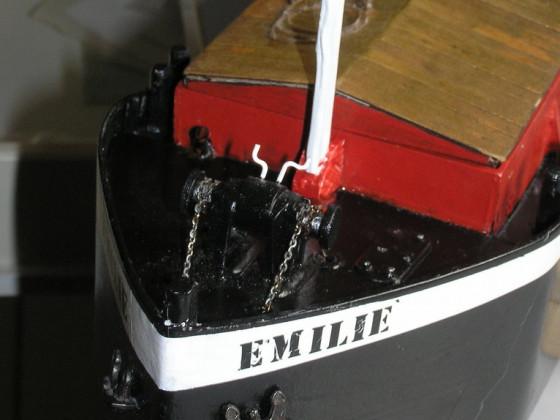 Emilie  Bugansicht