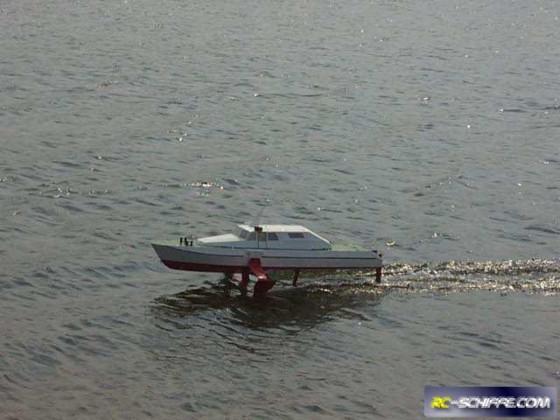Tragflächenboot Nr.3