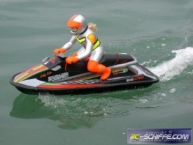 "Sea-Jet Evolution ""Lady Locke\"" - Jetski"