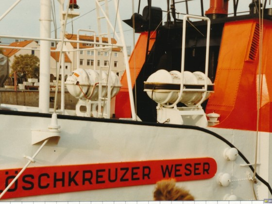 LK Weser 1982 und 1986