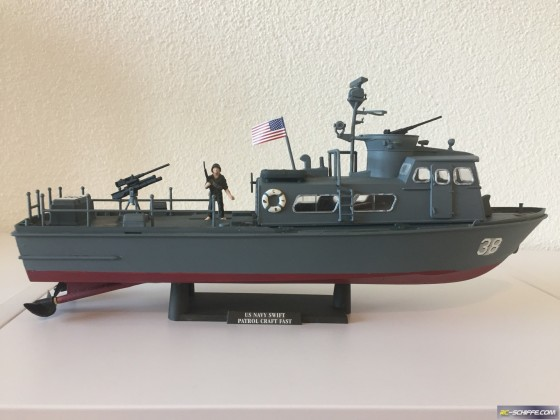 PCF Swift Patrol Boat