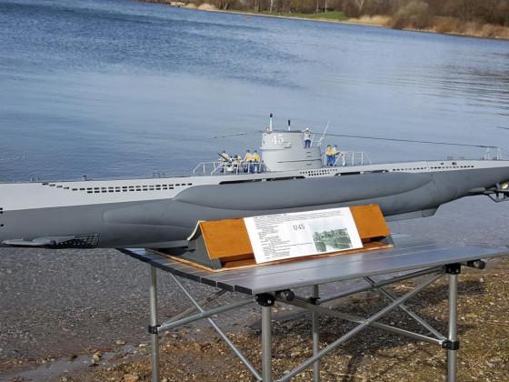 U-Boot Typ VII B