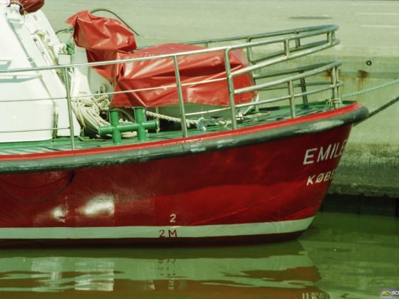 Emile Robin Hvide-Sande (1989 und 1994)