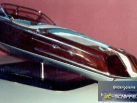Super Aquarama Modell von Promocean Models