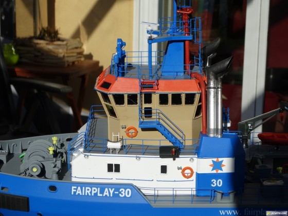 Ankerziehschlepper Fairplay 30