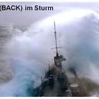 D185 im Sturm
