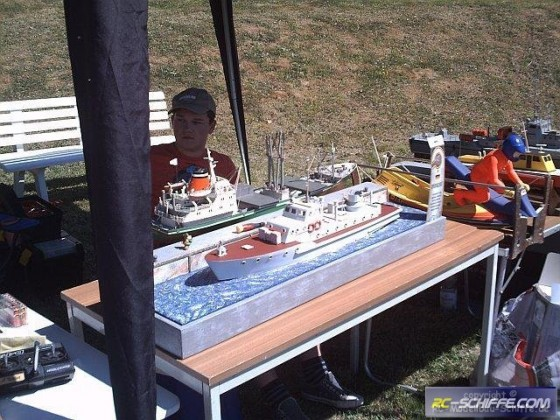 Reedeschutzboot Tümmler