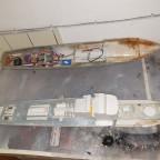 Schnellboot P6052 Silbermöwe