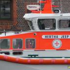 """Seenotretter """"Herta Jeep"""""""