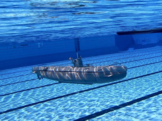 Krick U-25 Typ 1a