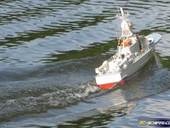 S-Boot Wiesel 142 mod.