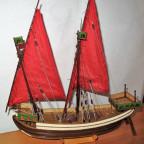 Venetianisches Handelsschiff 13. Jh.