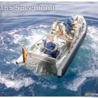 D185 Speedboot
