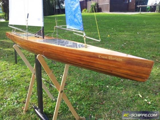 T50 Racing Sloop von Tippecanoe-Boats