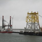 Offshore wind Substation