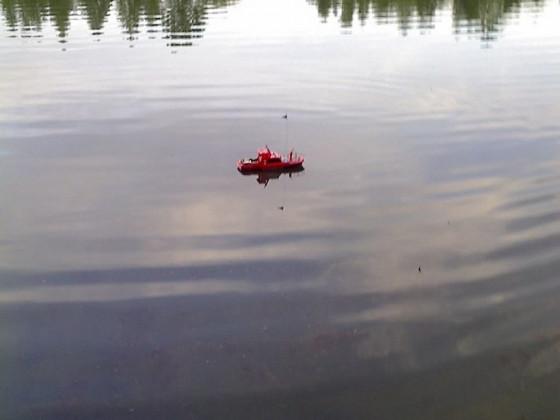 Mein FLB 'auf (hoher) See'