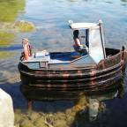 Dozer Boat