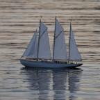 XARIFA auf dem Losheimer See