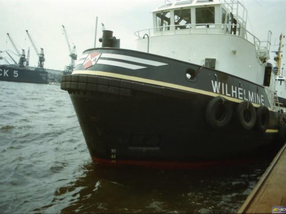 Schlepper Wilhelmine 1982