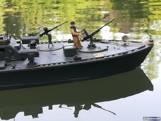 Torpedoboot PT 596, US Navy