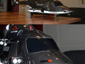 Airwolf V450BD5 - Bell 222