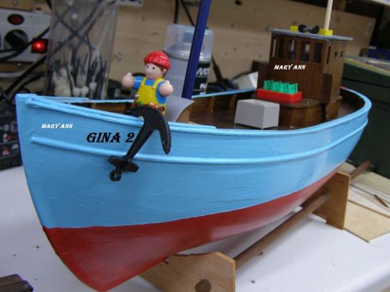 meine Bootswerft