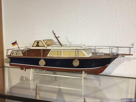 MY Nautic 1:25