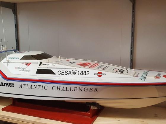 Azimut Atlantic Challenger Graupner/Kehrer