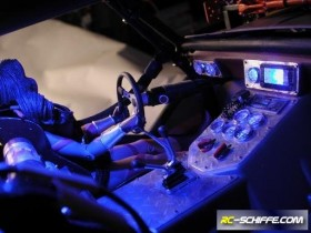 Wonder Wraith Cockpit