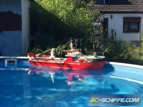 Seabex One Erste Erprobungsfahrt