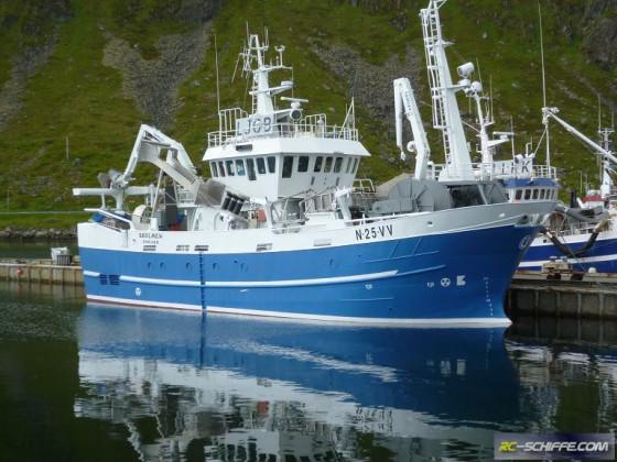 Skolmen Fischtrawler