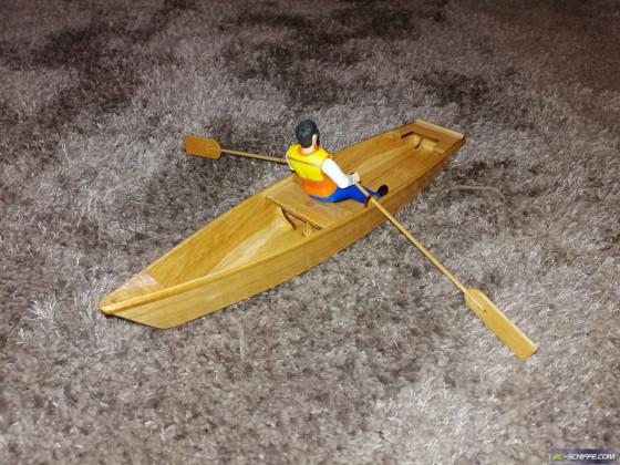 Ruderboot 1:20