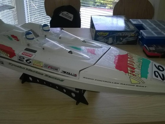 Kyosho Jet Arrow