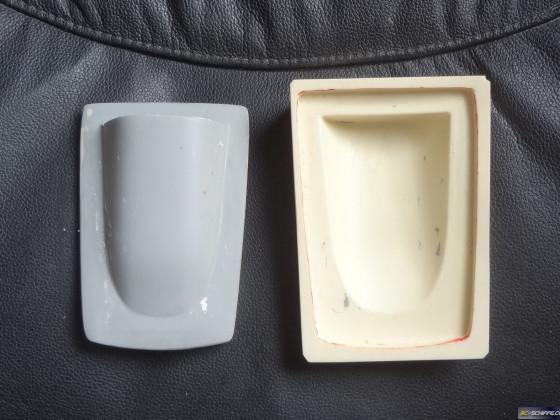 Formschöner Schlupfkabinen-Deckel für die RG65