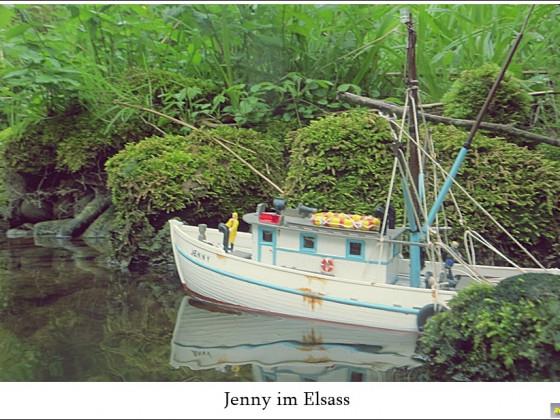 Krabbenkutter Jenny im Elsass