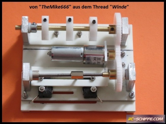 Themike666 thread Winde