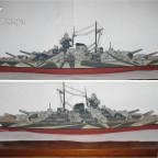 1-350 Tirpitz Tamya