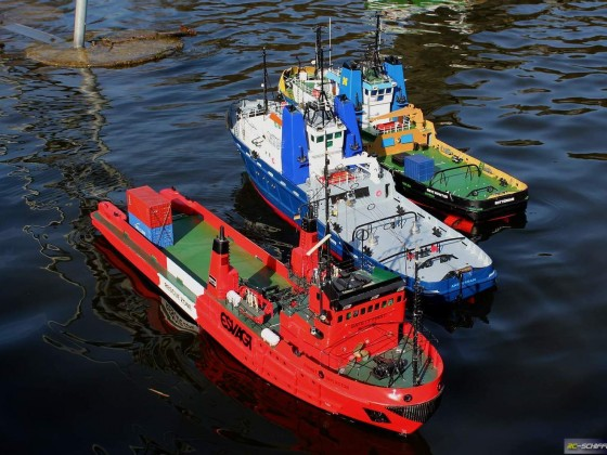 Rendsburg Offshore Fleet