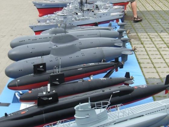 unsere Flotte