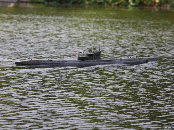 """U- 995 """"Fang den Hut"""" das Laboe Boot"""