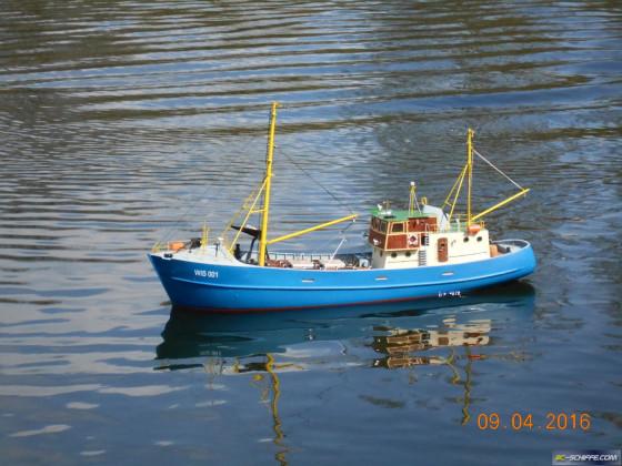 "Trawler ""Alter Schwede"""