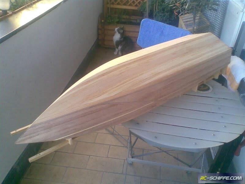 Mein Mahagoni Boot